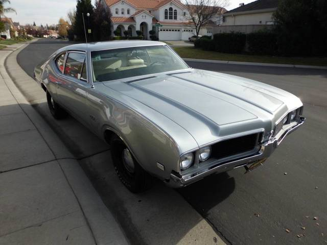 Numbers Matching 1969 Olds 442