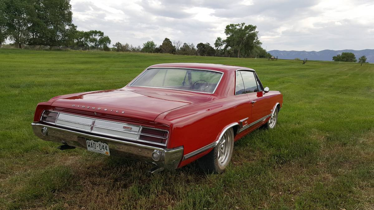 What To Do With Expired Car Seats >> 1965 Oldsmobile Holiday Coupe 442 (Dolores, CO ...