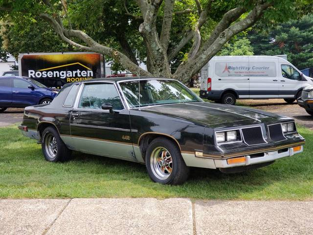 1986 Oldsmobile 442 Project car