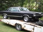 1965 Oldsmobile Cutlass 2 door post X2