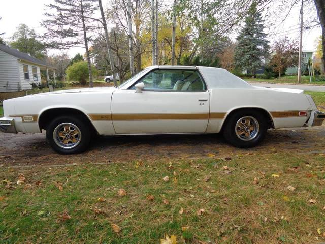1977 Cutlass Supreme Hurst Olds Prototype
