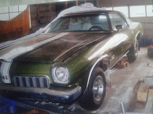 For sale - Olds 73 442