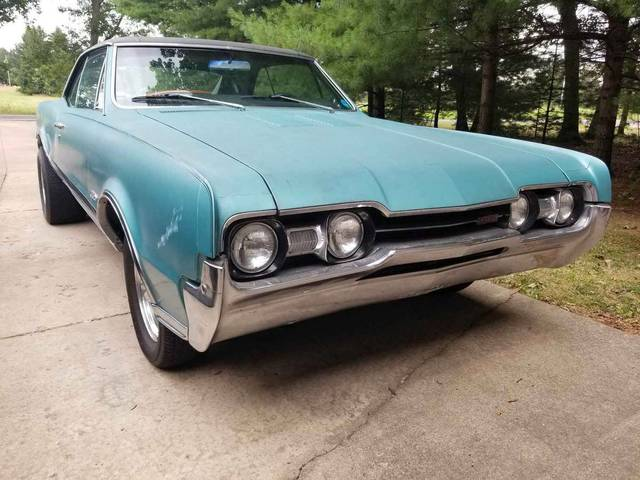 1967 Oldsmobile Cutlass Supreme 442