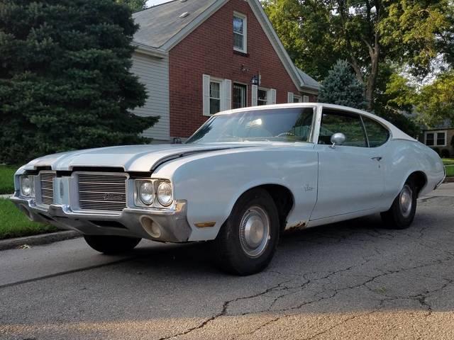 1971 Cutlass S Hardtop