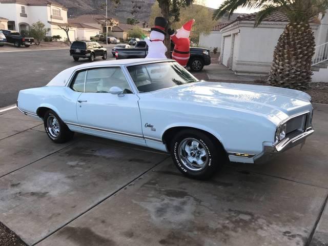1970 Oldsmobile Cutlass Supreme SX