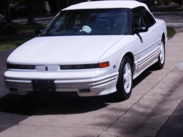 1994 Cutlass Supreme Conv. Limited Edition