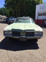 1970 Olds Cutlass S Post Car Project