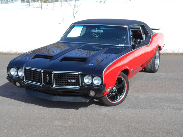 1972 Olds 442 Clone