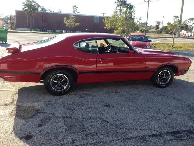 1970 Olds Cutlass W-31