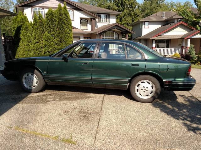 1995 Oldsmobile LSS -Supercharged