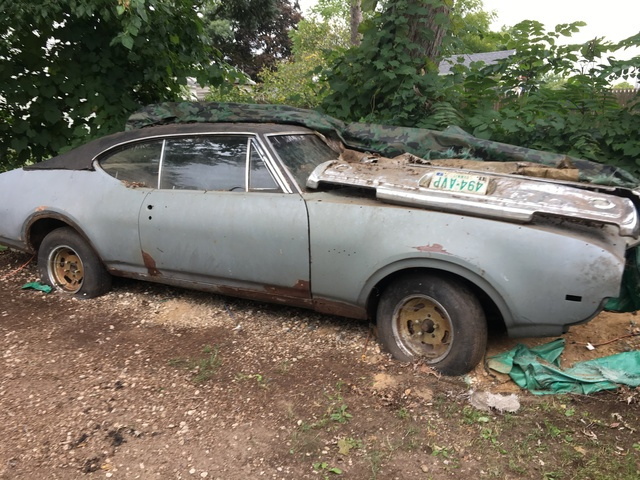 1968 Olds 442 Project Car