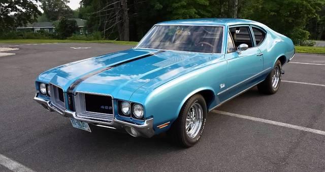 1971 Olds Cutlass