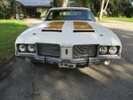 1972 HURST/OLDS CONVERTIBLE REPLICA 455 4 SPEED