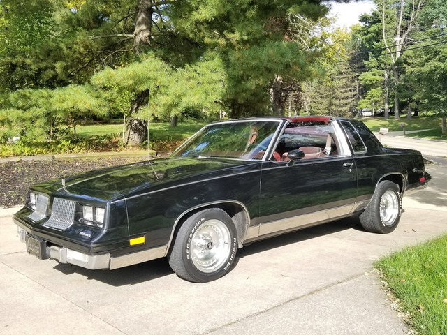 1983 Cutlass Supreme