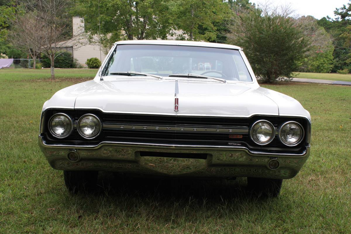 1965 Olds 442 Coupe