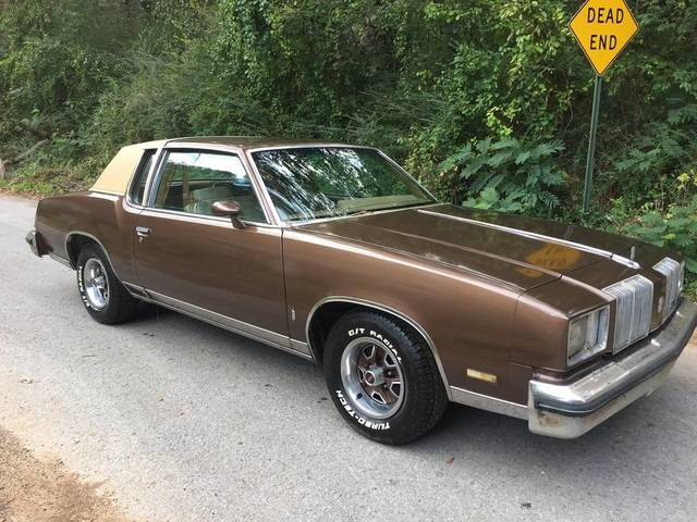 1979 Olds Cutlass Supreme