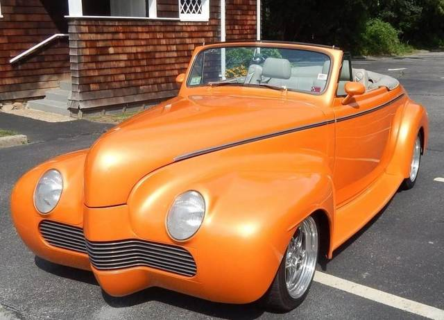 1940 Olds Series 60 Convertible