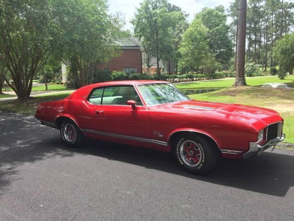 1971 Cutlass SX