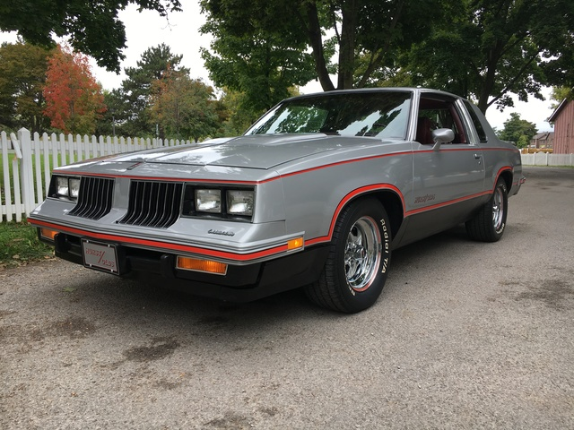 1984 HURST OLDS 84K MILE DOCUMENTED