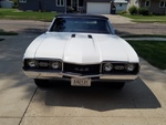 1968 Olds 442 Convertible - 455/Auto