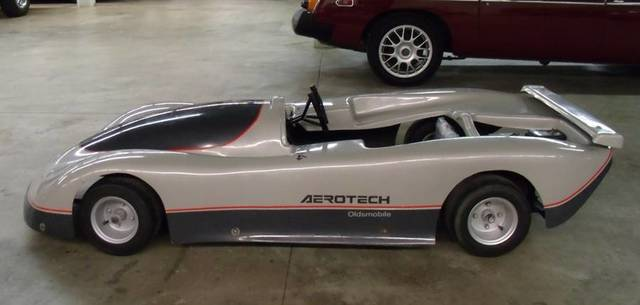 1987 Oldsmobile Go Kart