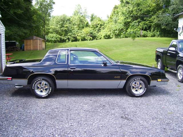 1986 Oldsmobile 442 Cutlass