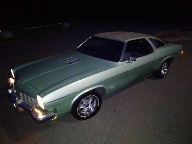 1973 Olds Cutlass S