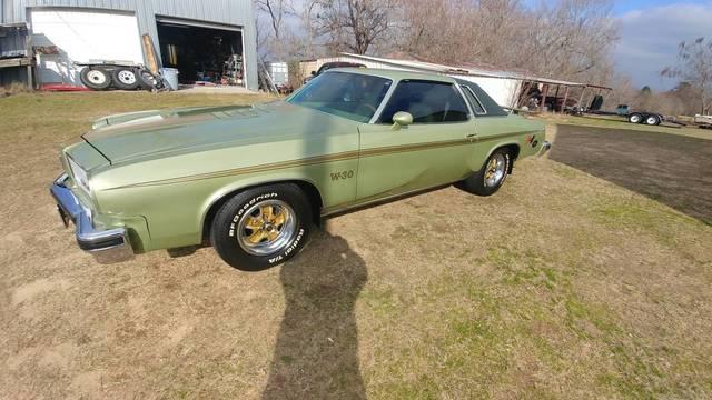 1975 Olsmobile Hurst/Olds clone
