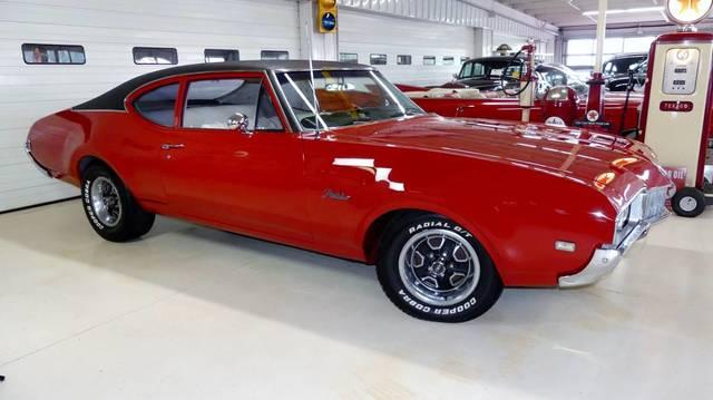 1968 Oldsmobile Cutlass F85