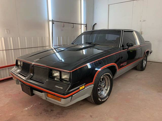 1983 Oldsmobile Hurst edition