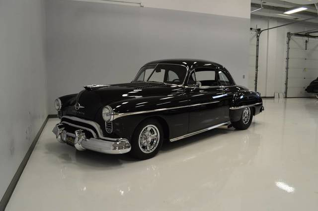 1950 Olds 88 Coupe
