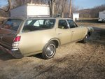 1969 cutlass wagon