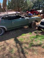 1972 Cutlass Project