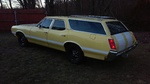 1972 Olds Cutlass wagon