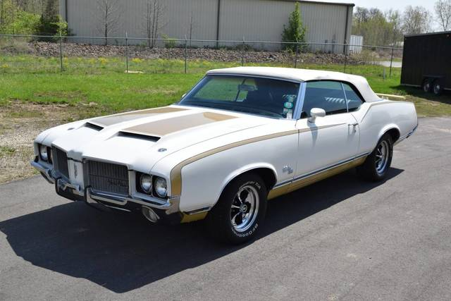 1971 Cutlass SX Convertible