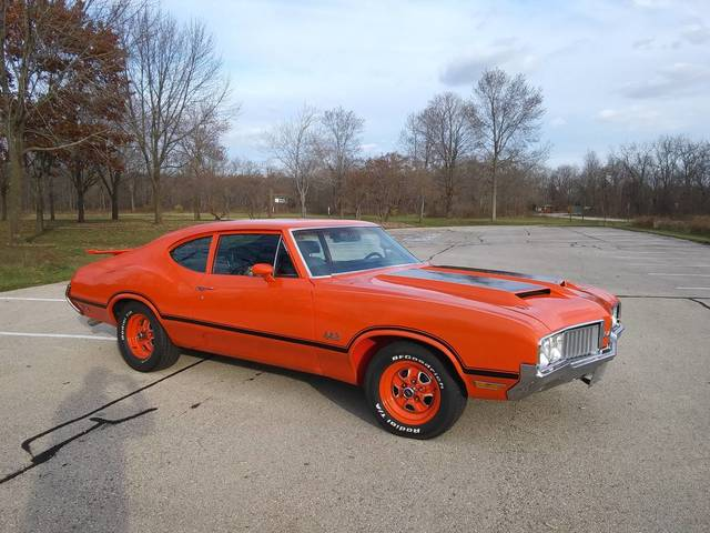 1970 Olds 442 Tribute