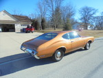 1972 Cutlass S Survivor
