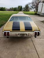 1970 Olds 442 Sports Coupe