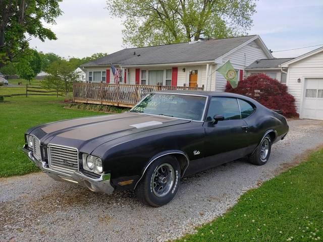 1971 Cutlass