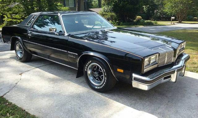 1976 Oldsmobile Cutlass Supreme