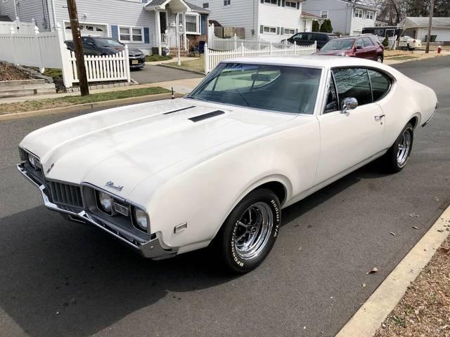 1968 Cutlass