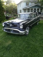 1956 Olds 88 Rocket 4-Door