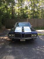 1971 Cutlass Supreme 4 speed