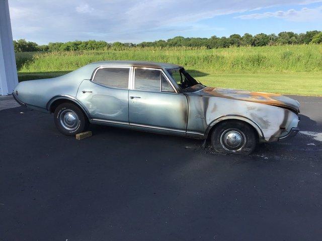 1968 Cutlass Parts Car