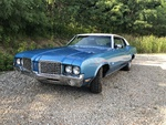 1972 Cutlass Supreme hardtop - incredibly orginal
