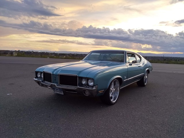 1972 olds cutlass s