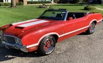 1970 Oldsmobile 442 Convertible