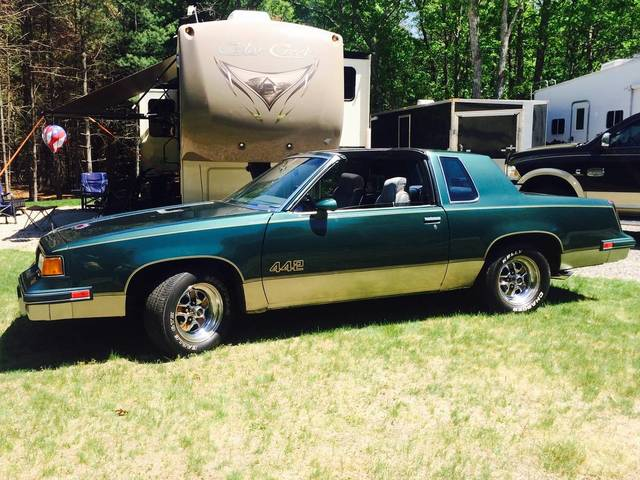 1987 Olds Cutlass 442