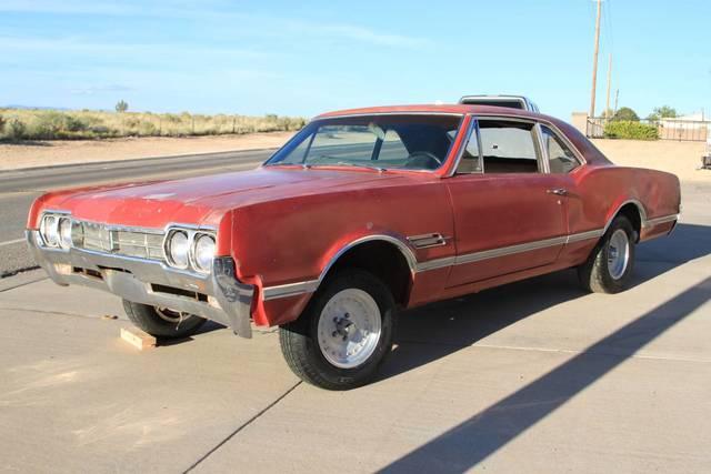 1966 Olsmobile 442