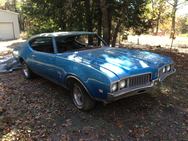 1969 Cutlass For Sale